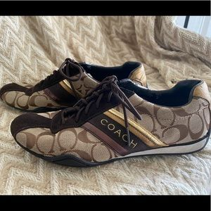 Coach Jayme Sneakers Athletic Shoes sz 7.5
